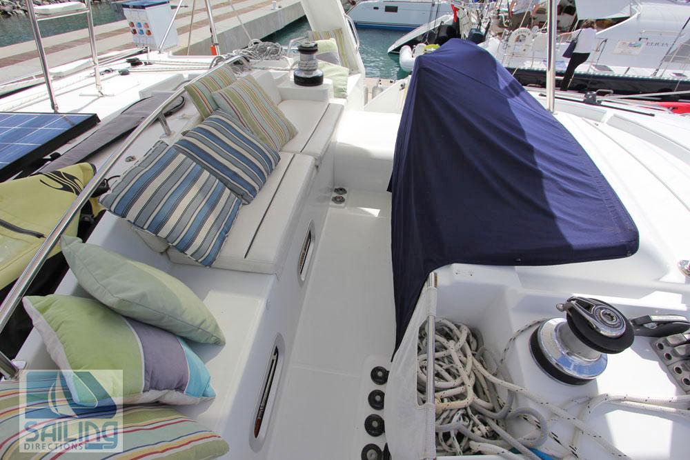 Black Pearl   Crewed Catamaran Charter Virgin Islands   View