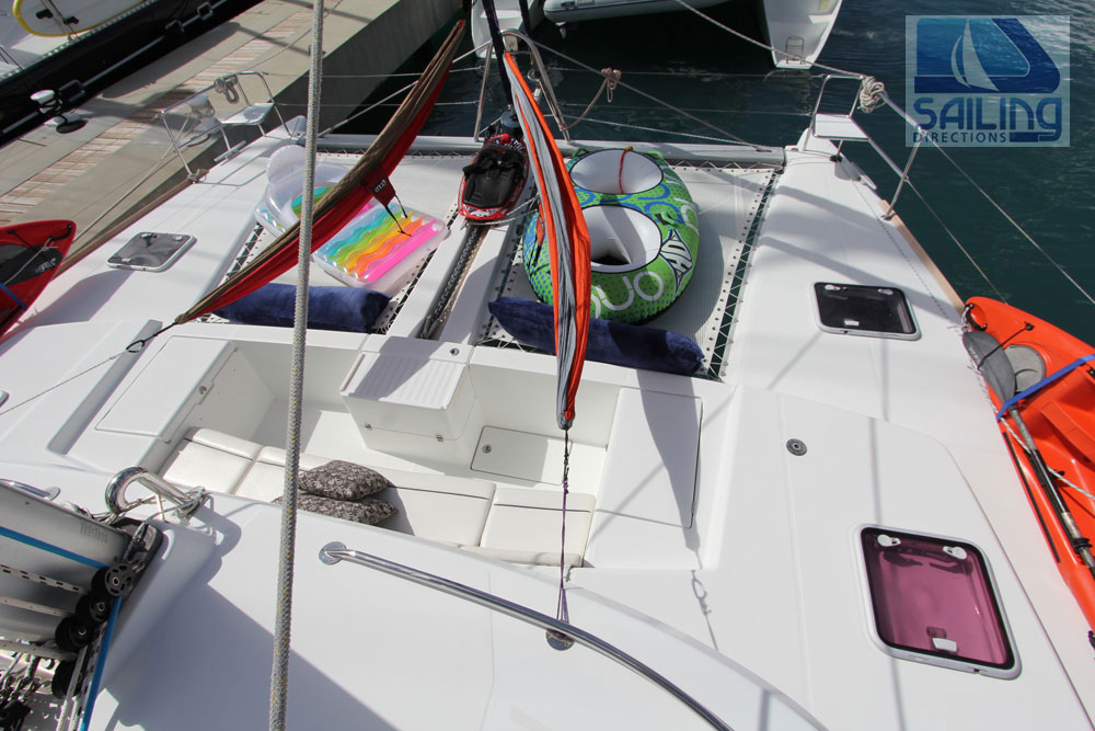 Black Pearl | Crewed Catamaran Charter Virgin Islands | View
