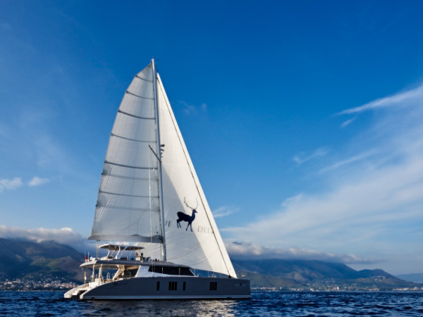 Blue Deer Crewed Yacht Charter