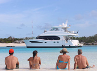 Power Yacht Cat Cay