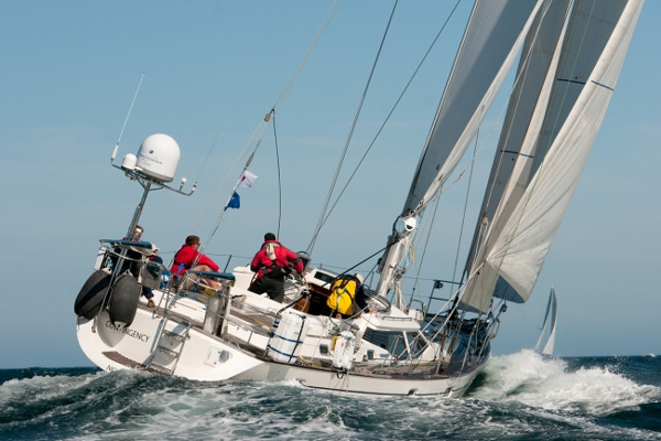 Contingency Crewed Yacht Charter