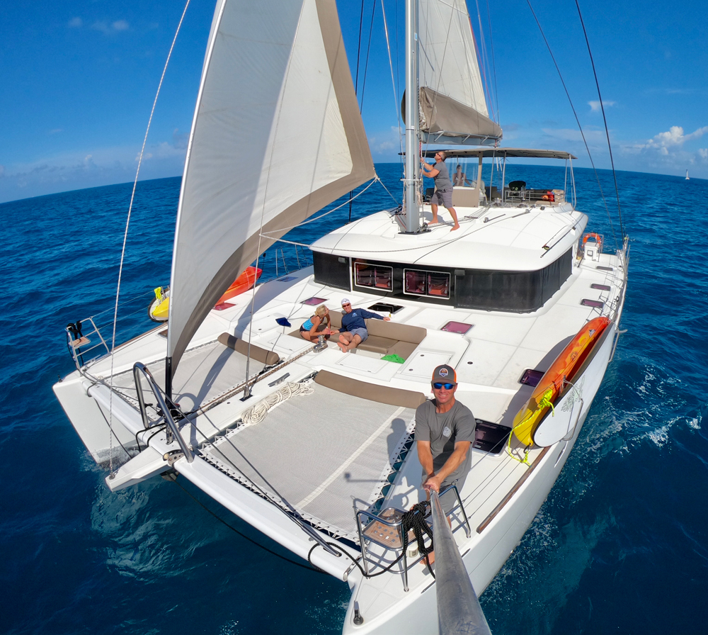 Copper Penny Crewed Yacht Charter