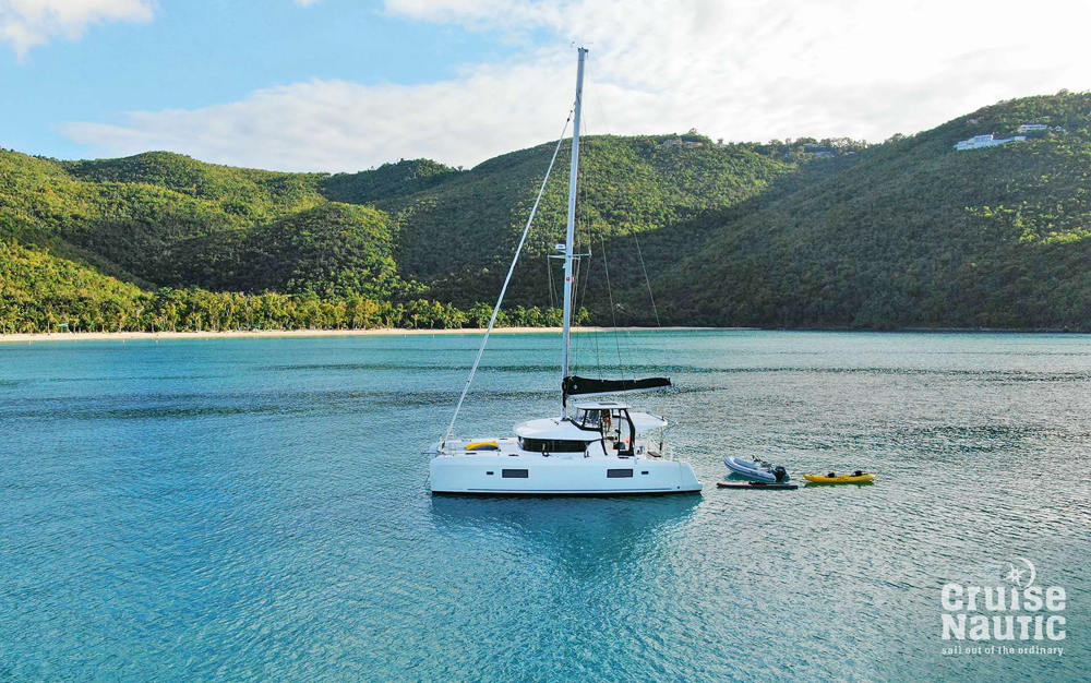 CruiseNautic Crewed Catamaran Charter
