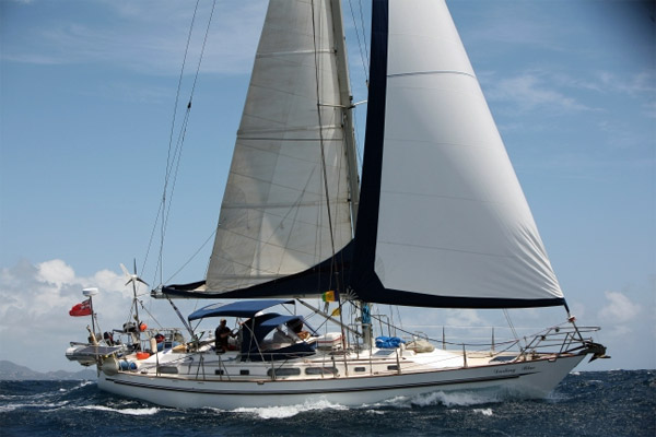 Darling Blue Crewed Sailing Yacht Charter
