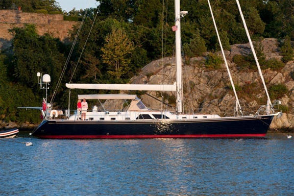 Destiny Crewed Sailing Yacht Charter