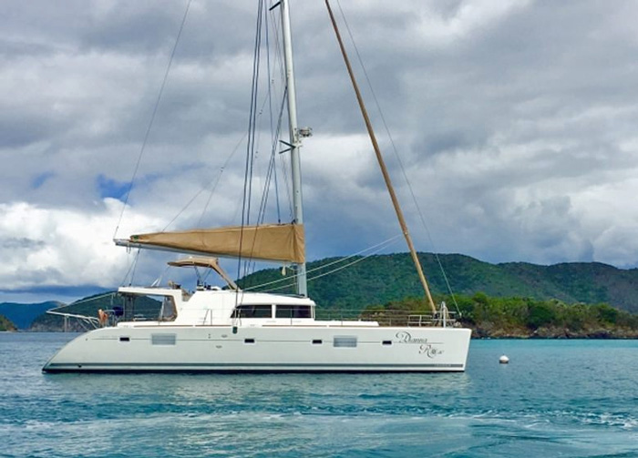 Dianna Rose Crewed Yacht Charter