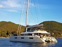 Dragonfly caribbean based yacht charter