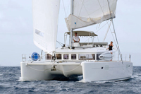 Catamaran Gypsy Princess