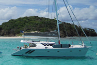 Invictus - Caribbean Yacht Charter