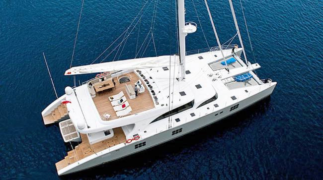 Ipharra Crewed Catamaran Charter