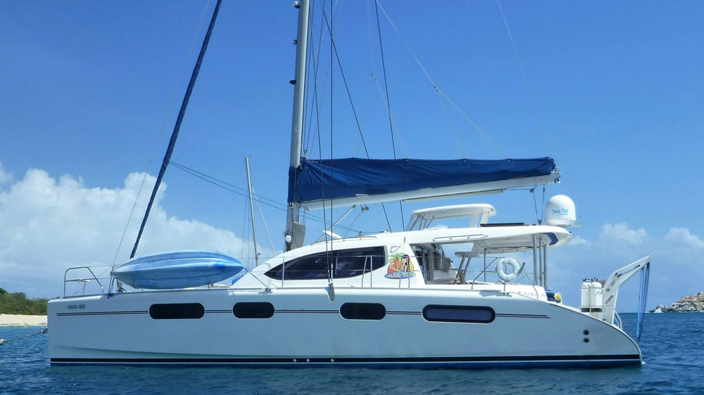 Island Time Crewed Catamaran Charter