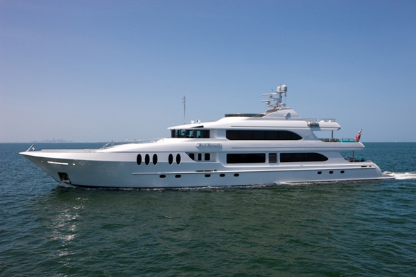 Just Enough Crewed Power Yacht Charter