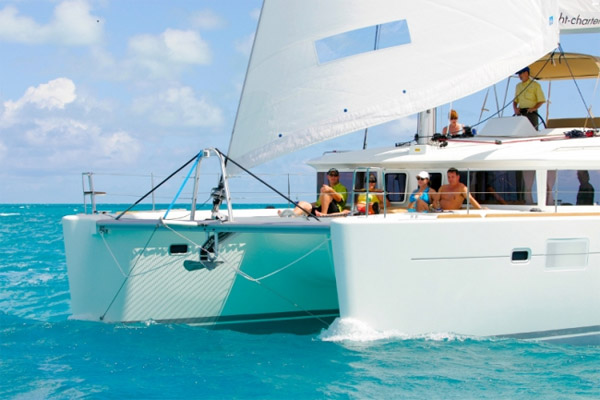 Katlo Crewed Catamaran Charter