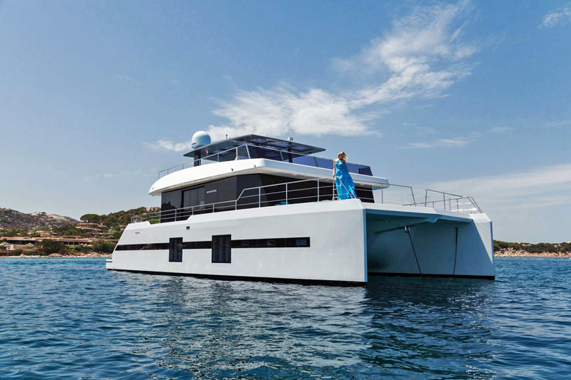 Kukla Crewed Power Yacht Charter