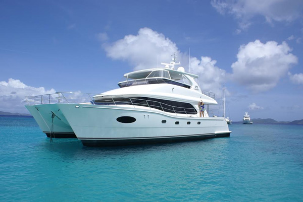 La Manguita Crewed Power Yacht Charter