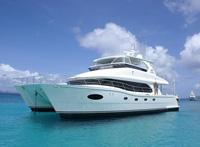 Luxury Caribbean Motor Yacht Charters