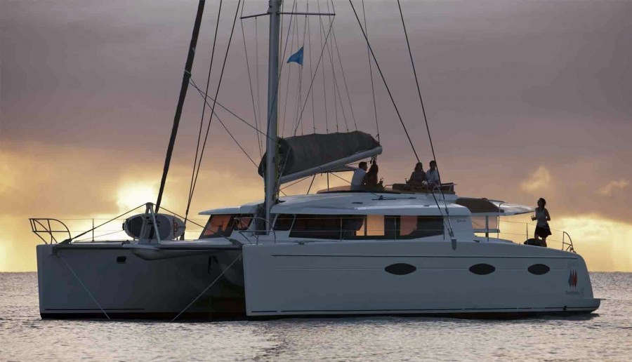 La Vandalay Crewed Catamaran Charter
