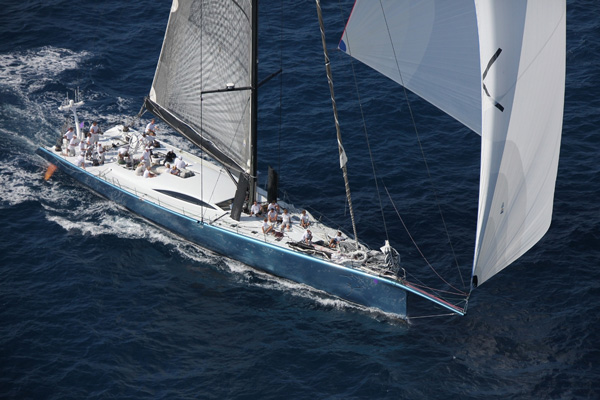 Leopard 3 Crewed Sailing Yacht Charter