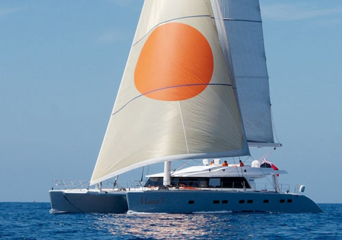 Maitai Crewed Catamaran Charter