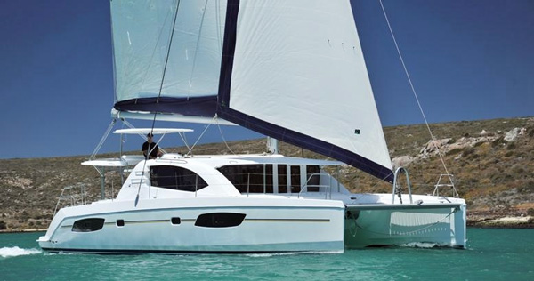 Crewed yacht charter virgin islands