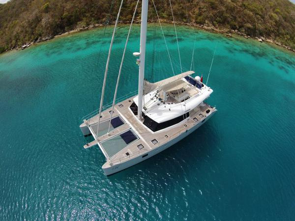 Miss Kirsty Crewed Yacht Charter