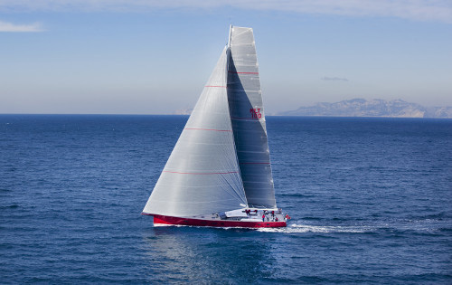 Nomad Iv Crewed Sailing Yacht Charter