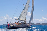 Sailing Yacht Pacific Wave