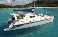 Paradigm Shift - Caribbean Yacht Charter