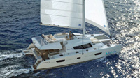 Caribbean Catamaran Charters - Port to Vino