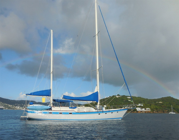 Sandcastle Crewed Sailing Yacht Charter