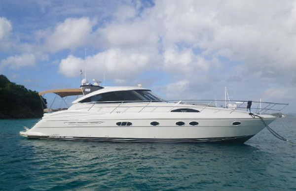 Satisfaction Crewed Power Yacht Charter
