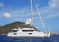 Catamaran Sea Dragon