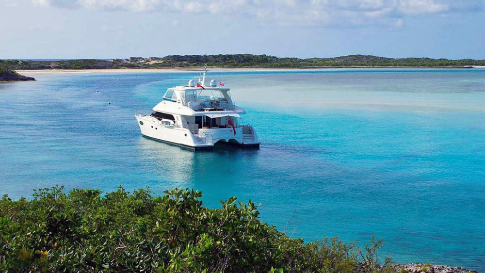 Sea Glass Crewed Yacht Charter