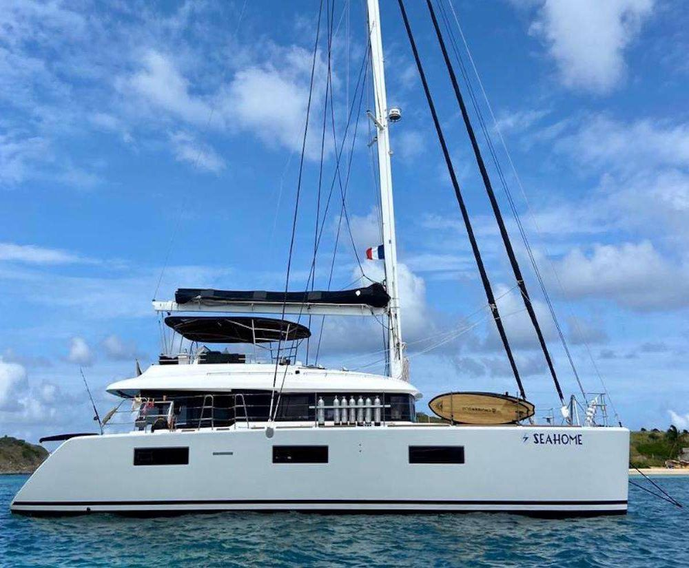 sailing virgin charter crewed island british