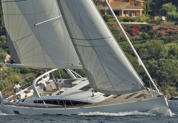 Serenity Crewed Sailing Yacht Charter