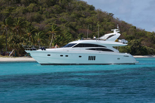 Sorana Crewed Power Yacht Charter
