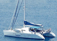 Soterion Luxury Catamaran Cruise