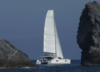 Catamaran Stand By One