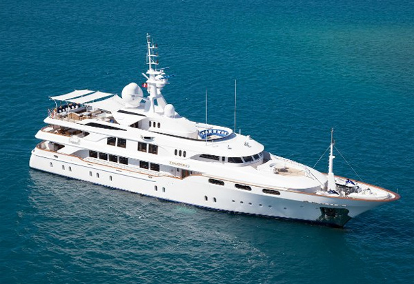 Starfire Crewed Power Yacht Charter