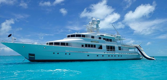 Starship Crewed Power Yacht Charter