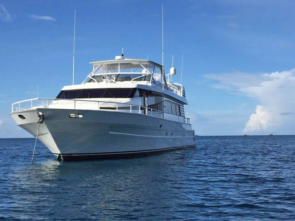 Suite Life Crewed Power Yacht Charter