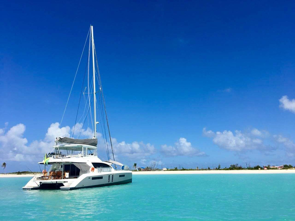 The Annex Crewed Catamaran Charter