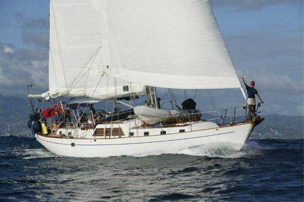 The Dove Crewed Sailing Yacht Charter