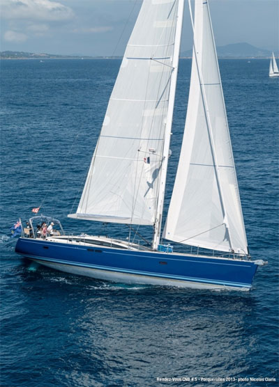 The Rock Crewed Sailing Yacht Charter