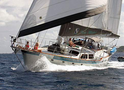 Three Moons Crewed Yacht Charter