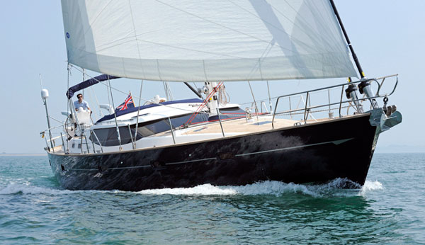 Tilly Mint Crewed Sailing Yacht Charter