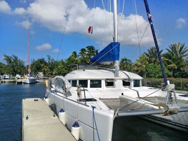 Timaiao Crewed Catamaran Charter