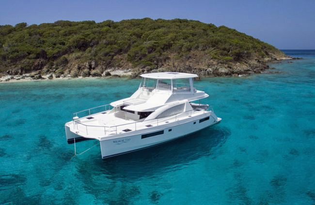 Wildcat Too Crewed Yacht Charter