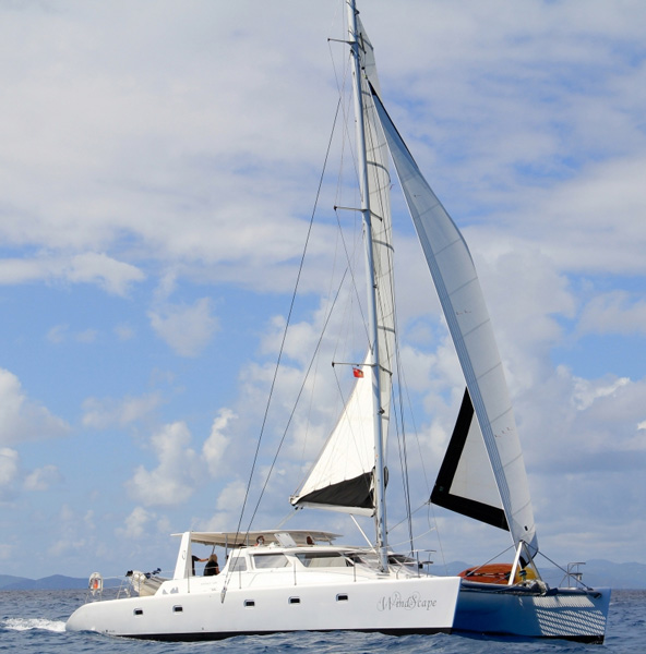 Windscape Crewed Yacht Charter