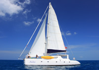 Caribbean Catamaran Yes Dear